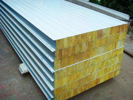 Стеновые сэндвич панели от Eco-Panels